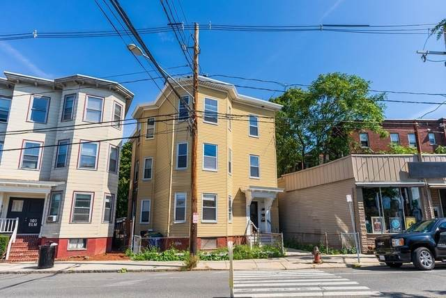 97 Elm St, Somerville, MA 02144 (MLS #72900731) :: Conway Cityside