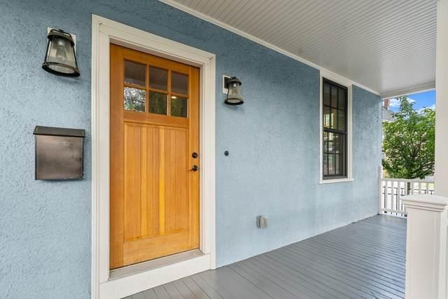 130 Rindge Avenue, Cambridge, MA 02140 (MLS #72900765) :: Boylston Realty Group