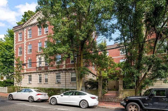 6 Washington Ave. #19, Cambridge, MA 02140 (MLS #72900781) :: Boylston Realty Group
