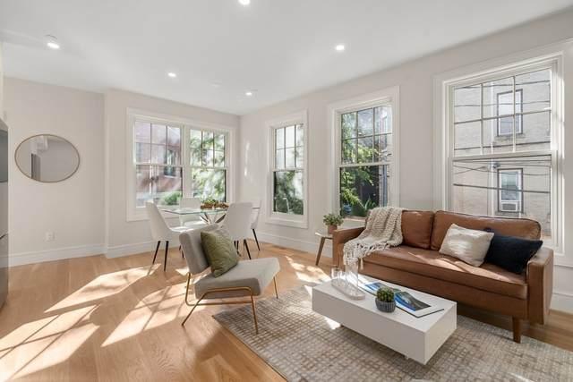 38 Englewood Avenue #4, Boston, MA 02135 (MLS #72900836) :: Boylston Realty Group