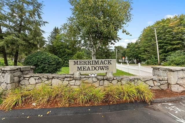188 Merrimack Meadows Ln #188, Tewksbury, MA 01876 (MLS #72900898) :: Conway Cityside