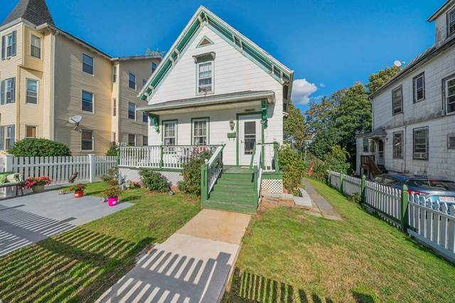 160 Neponset Avenue, Boston, MA 02122 (MLS #72900919) :: Primary National Residential Brokerage