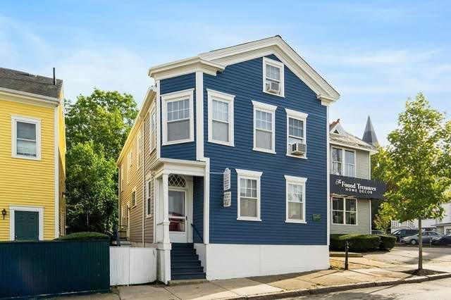 96 Spring St, New Bedford, MA 02740 (MLS #72900930) :: Conway Cityside