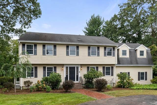 4 Standish Dr, Canton, MA 02021 (MLS #72900932) :: Conway Cityside
