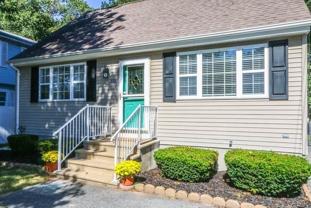 332 Parkerview Street, Springfield, MA 01129 (MLS #72900956) :: Trust Realty One