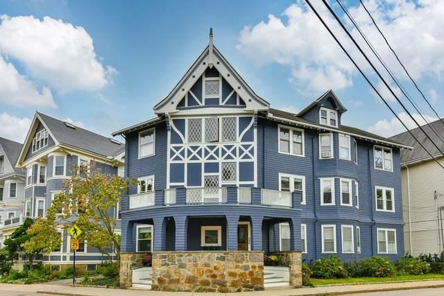 128 Davis Ave B, Brookline, MA 02445 (MLS #72901056) :: The Smart Home Buying Team