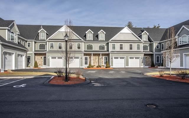80 Lebaron Blvd. #6, Lakeville, MA 02347 (MLS #72901114) :: Rose Homes | LAER Realty Partners