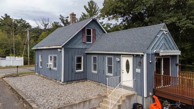 27 Worcester Rd, Sterling, MA 01564 (MLS #72901408) :: Re/Max Patriot Realty
