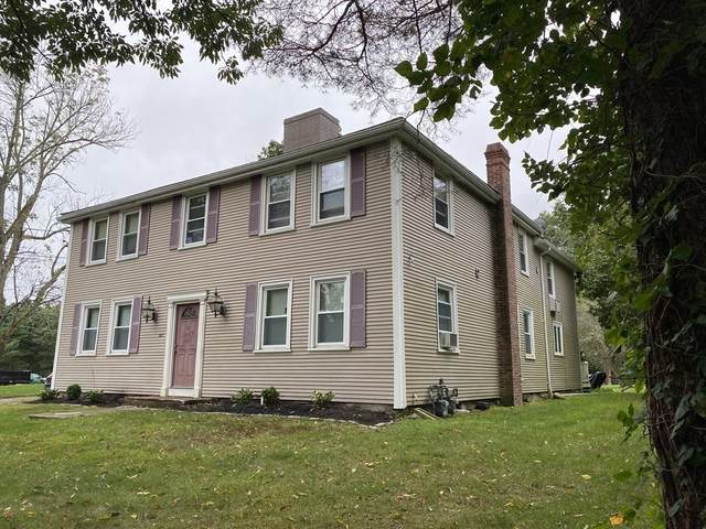 357 Bay Rd, Easton, MA 02356 (MLS #72901491) :: Dot Collection at Access
