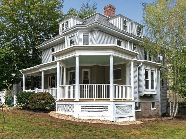 41 Arlington Street, Newton, MA 02458 (MLS #72901512) :: The Smart Home Buying Team