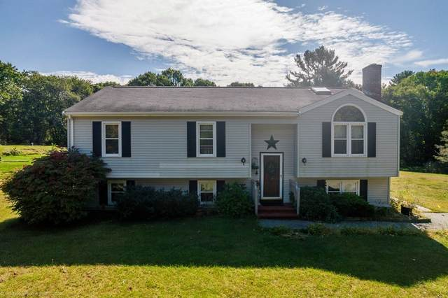 20 Katie Dr, Middleboro, MA 02346 (MLS #72901616) :: Trust Realty One
