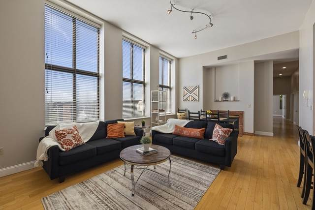 841 Parker Street #306, Boston, MA 02120 (MLS #72902013) :: The Smart Home Buying Team