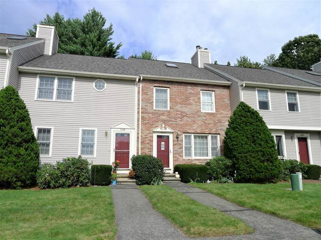 33 Brookfield Dr C, Groton, MA 01450 (MLS #72902104) :: EXIT Realty
