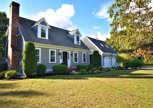 641 Walnut Plain Rd, Rochester, MA 02770 (MLS #72902121) :: Rose Homes   LAER Realty Partners