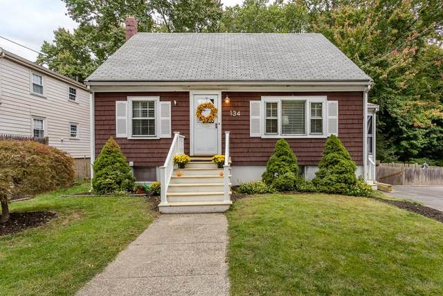 134 Barham Ave, Quincy, MA 02170 (MLS #72902136) :: Boylston Realty Group