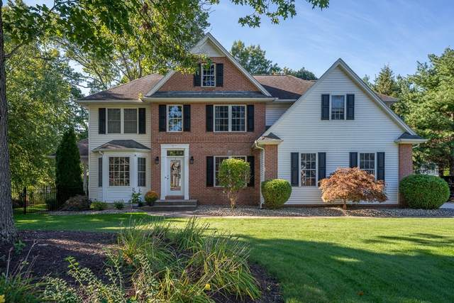 33 Cynthia Drive, West Springfield, MA 01089 (MLS #72902333) :: NRG Real Estate Services, Inc.