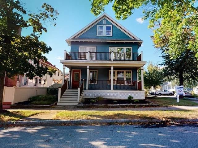 53-55 Orvis Road #1, Arlington, MA 02474 (MLS #72902391) :: Alex Parmenidez Group