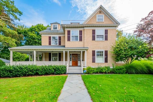6 Stetson St, Lexington, MA 02420 (MLS #72902414) :: Dot Collection at Access
