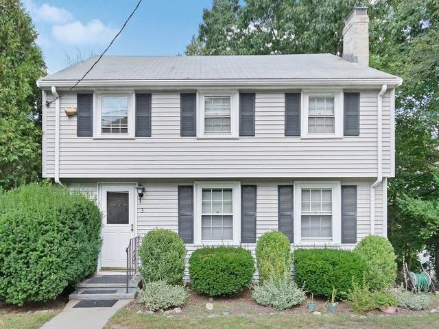 3 Florence Road, Waltham, MA 02453 (MLS #72902462) :: Trust Realty One