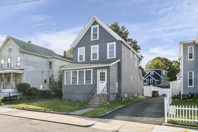 82 Pierce St, Boston, MA 02136 (MLS #72902517) :: Dot Collection at Access