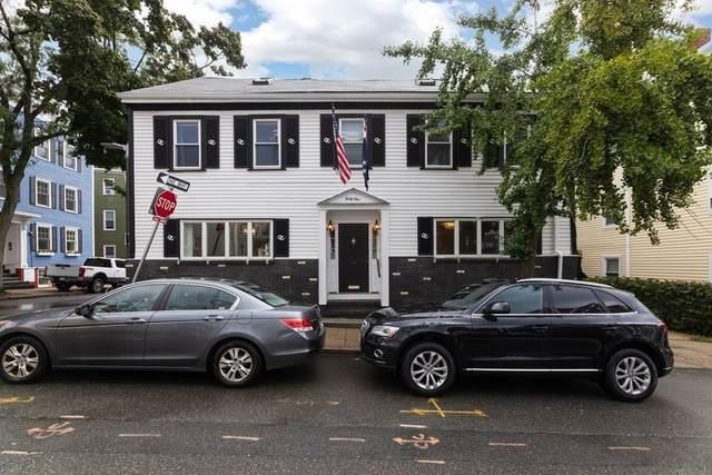 41 Bartlett St, Boston, MA 02129 (MLS #72902705) :: Zack Harwood Real Estate   Berkshire Hathaway HomeServices Warren Residential