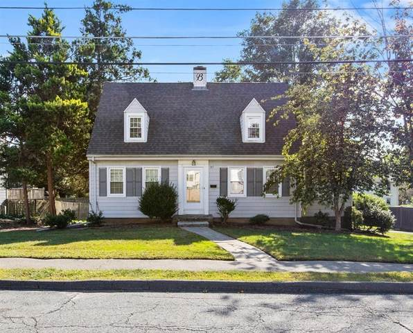 87 Gay St, Norwood, MA 02062 (MLS #72902842) :: Trust Realty One