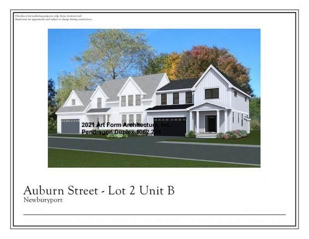 22 Auburn Street B, Newburyport, MA 01950 (MLS #72903008) :: EXIT Realty