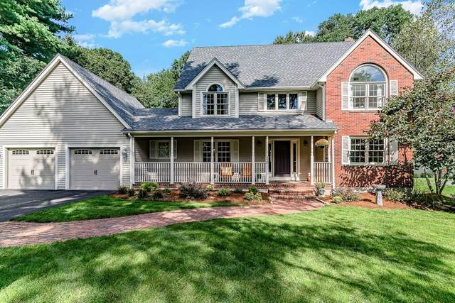 58 York Rd, Mansfield, MA 02048 (MLS #72903138) :: The Smart Home Buying Team