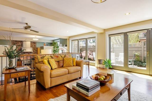 7 Park Avenue #1, Somerville, MA 02144 (MLS #72903173) :: Dot Collection at Access