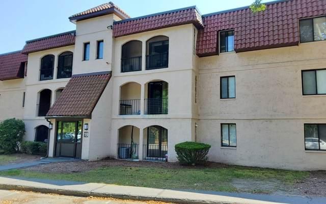 685 Oak St 19-9, Brockton, MA 02301 (MLS #72903215) :: The Smart Home Buying Team
