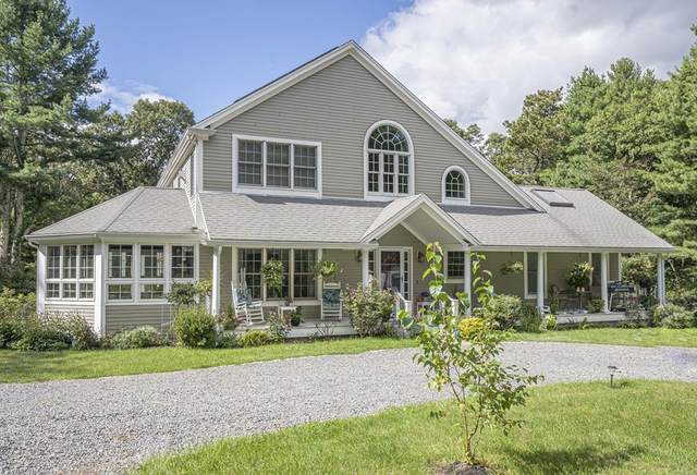 69 Herring Way, Plymouth, MA 02360 (MLS #72903220) :: Boylston Realty Group