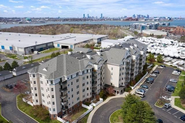 10 Seaport Drive #2505, Quincy, MA 02171 (MLS #72903339) :: RE/MAX Vantage