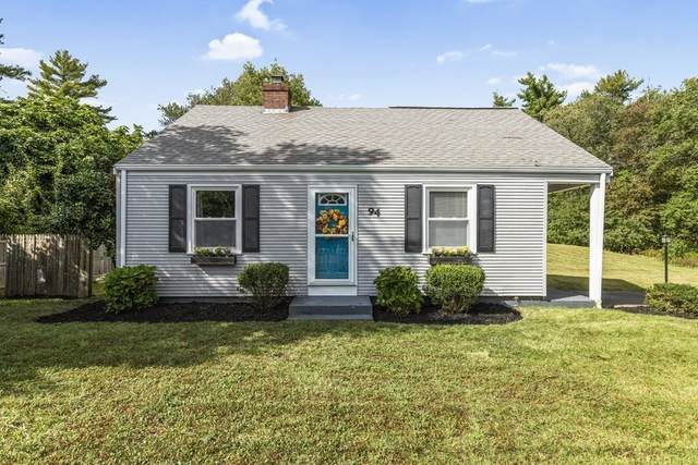94 Winthrop St, Rehoboth, MA 02769 (MLS #72903388) :: Anytime Realty