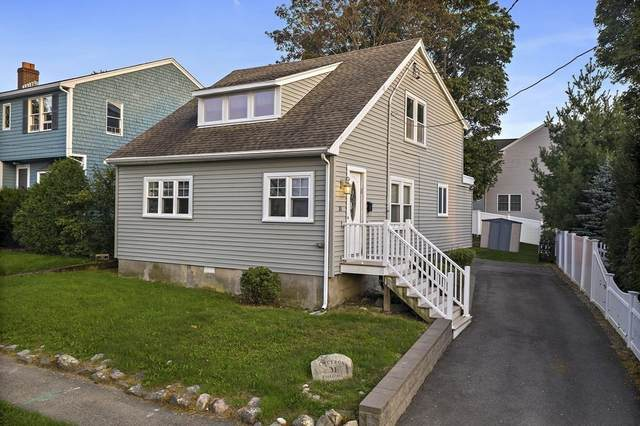 31 Parke Ave, Quincy, MA 02171 (MLS #72903396) :: Trust Realty One