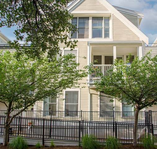 11 Ivaloo Street #11, Somerville, MA 02143 (MLS #72903431) :: Dot Collection at Access