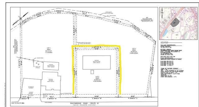 124 Southrbridge Rd Lot 2, Oxford, MA 01537 (MLS #72903509) :: Alex Parmenidez Group