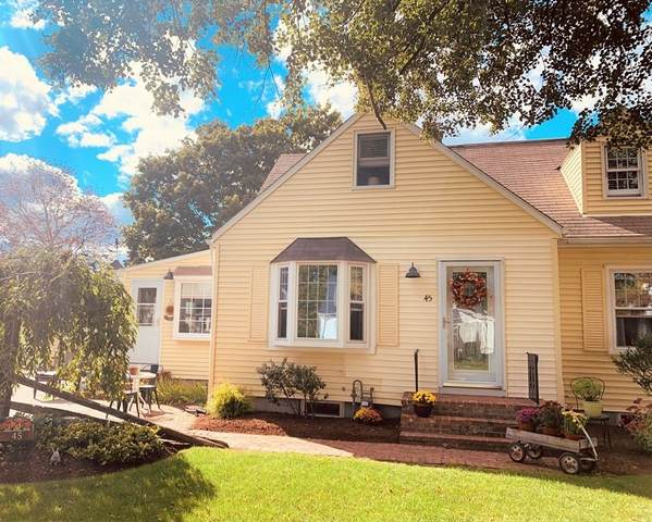 45 Belvidere Ave, Agawam, MA 01030 (MLS #72903667) :: Boylston Realty Group