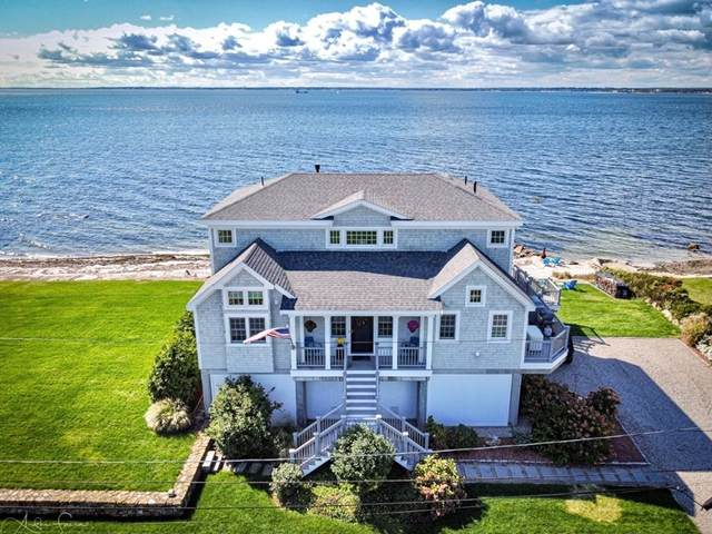 24 Nelson Ave, Fairhaven, MA 02719 (MLS #72903841) :: Rose Homes | LAER Realty Partners