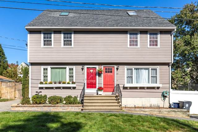 63 Greenough St #63, Haverhill, MA 01832 (MLS #72903906) :: EXIT Realty