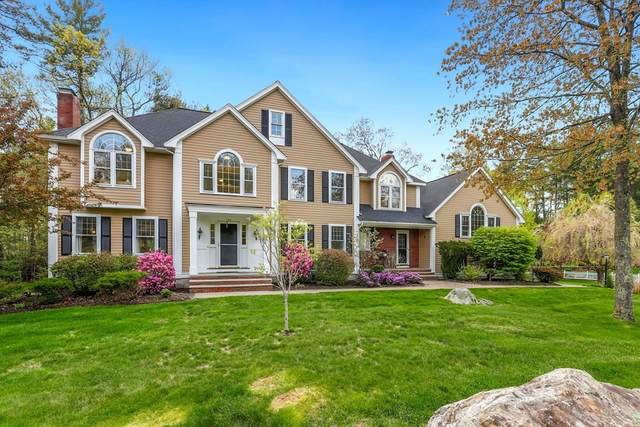 180 Lancaster Rd, North Andover, MA 01845 (MLS #72903964) :: The Smart Home Buying Team