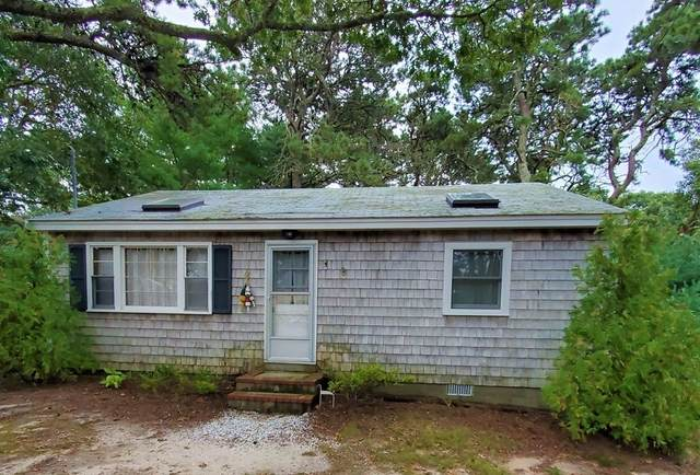 52 Pine Knoll #5, Harwich, MA 02646 (MLS #72904001) :: Dot Collection at Access
