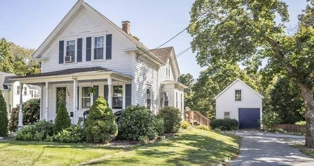 186 S Walker St, Taunton, MA 02780 (MLS #72904068) :: Dot Collection at Access