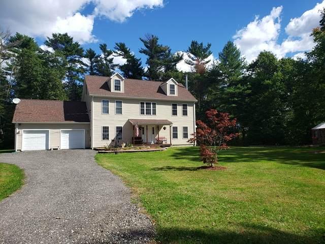 593 Quanapoag Rd, Dartmouth, MA 02747 (MLS #72904073) :: RE/MAX Vantage