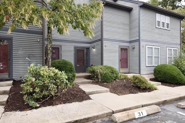 110 Dean St. #31, Taunton, MA 02780 (MLS #72904543) :: RE/MAX Vantage