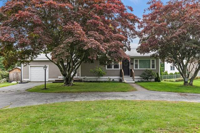292 Cushman Rd, Rochester, MA 02770 (MLS #72904714) :: Rose Homes   LAER Realty Partners