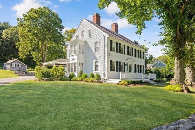 215 Main St, Hingham, MA 02043 (MLS #72904723) :: The Smart Home Buying Team