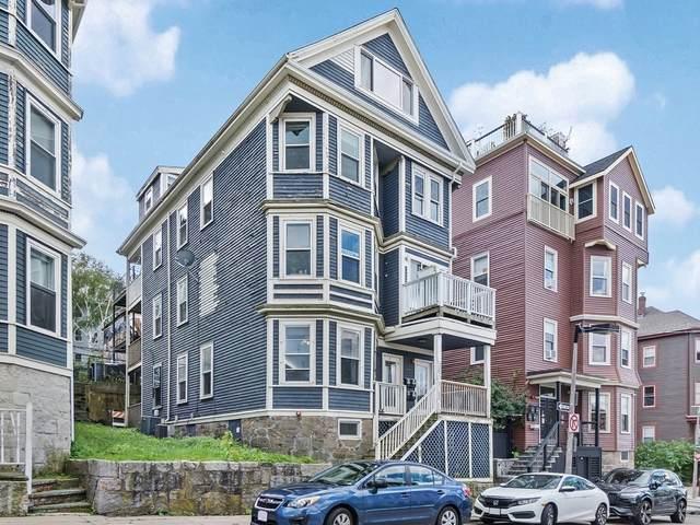 180 Hillside St #1, Boston, MA 02120 (MLS #72904776) :: The Smart Home Buying Team