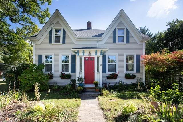 60 Acushnet Rd., Mattapoisett, MA 02739 (MLS #72904855) :: Rose Homes | LAER Realty Partners