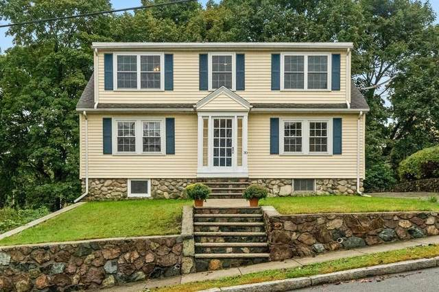 30 Rockland Street, Melrose, MA 02176 (MLS #72904921) :: Home And Key Real Estate