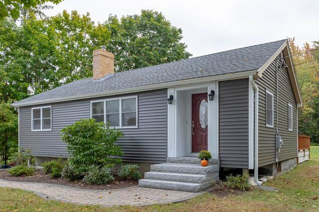 107 Clinton Rd, Sterling, MA 01564 (MLS #72904934) :: Re/Max Patriot Realty